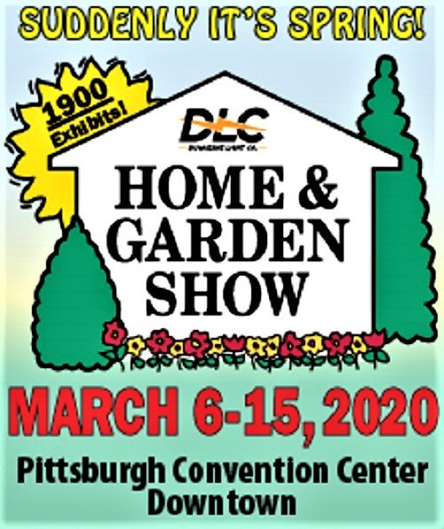 pittsburgh home and garden show, pittsburgh artist, art show, home show