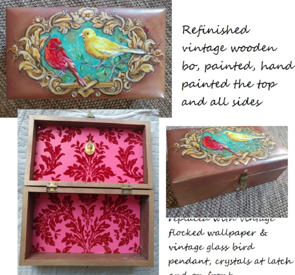 restored jewelry box